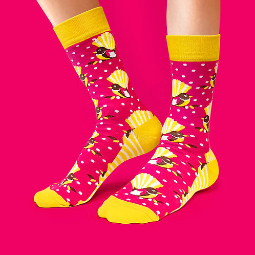 Socks - Iconic Fantail