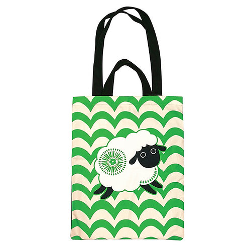 Tote Bag - Retro Sheep