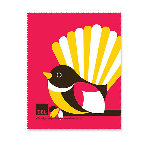 Lens Cloth - Iconic Fantail