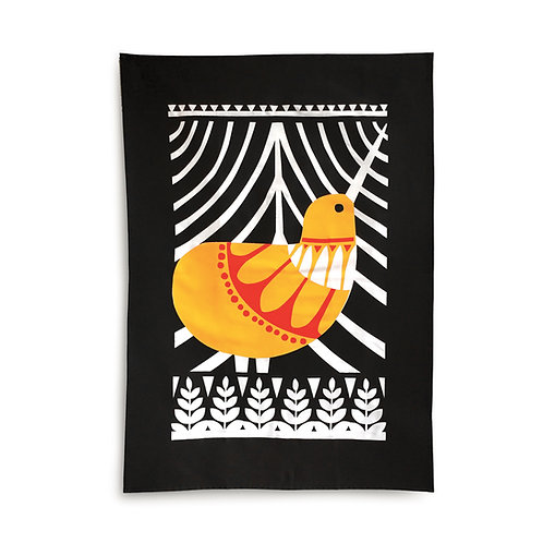 Tea Towel - Scandi Kiwi