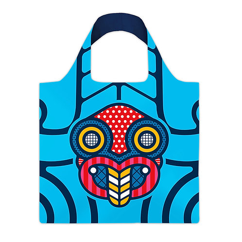 Reusable Carry Bag - Pop Tiki