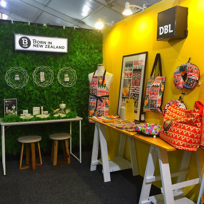 DBL @ NZ Gift Fair