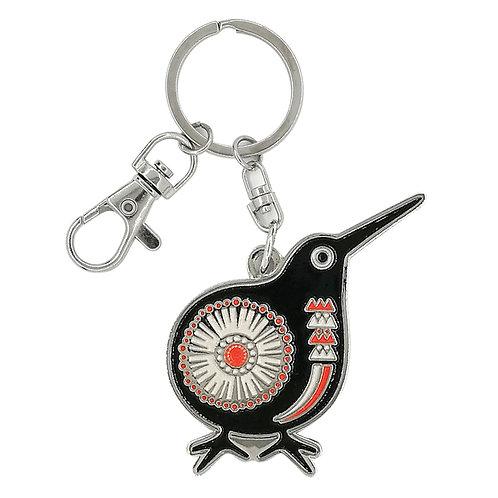 Key Ring - Retro Kiwi