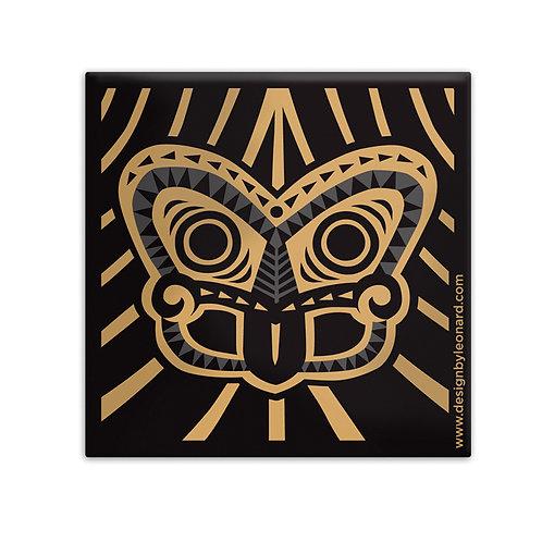 Magnet -Tiki Gold