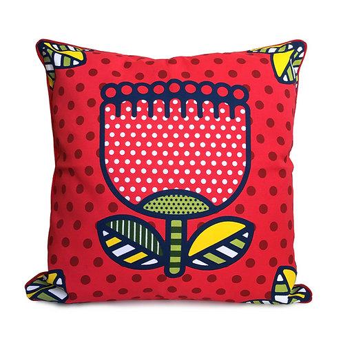 Cushion Cover - Pop Pohutukawa