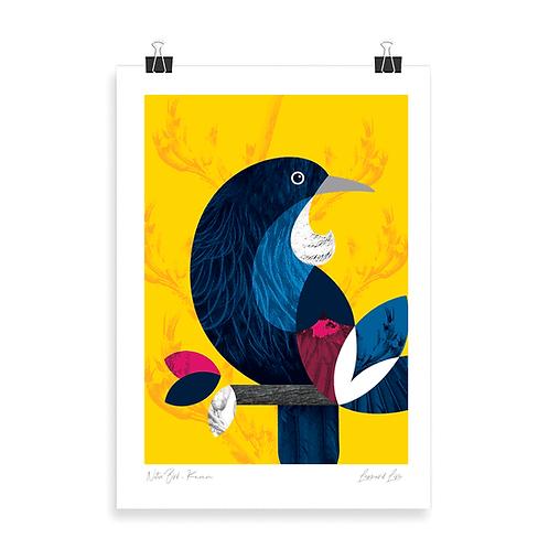 Quality Art Print - Tui