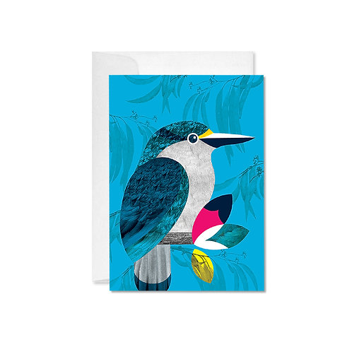 A6 Greeting Card - Kotare