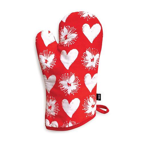 Oven Glove - Love