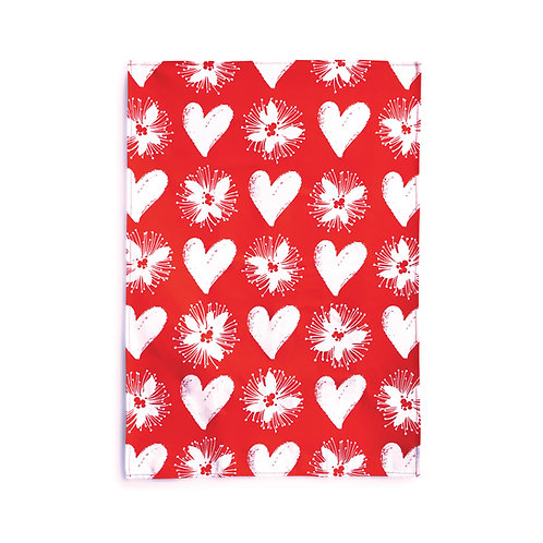 Tea Towel - Love