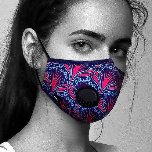 Face Mask Anti-Pollution - Isabelle