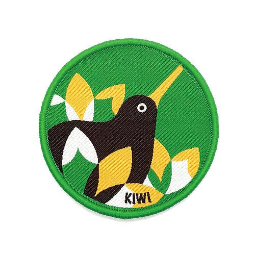 Iron-on Patch - Iconic Kiwi