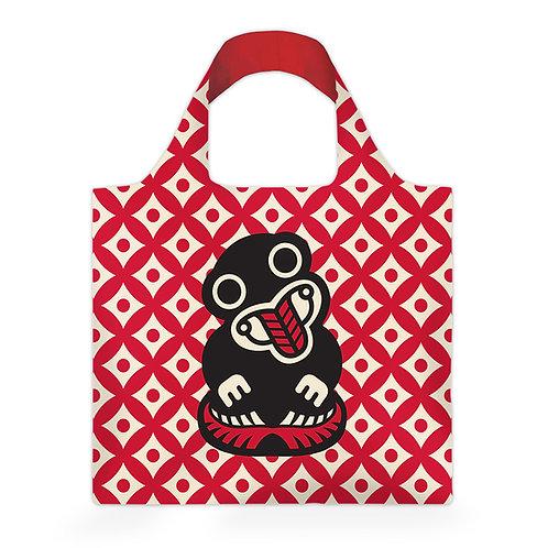 Reusable Carry Bag - Retro Tiki