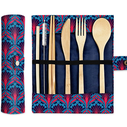 Bamboo Cutlery Set - Isabelle