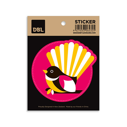Sticker - Iconic Fantail