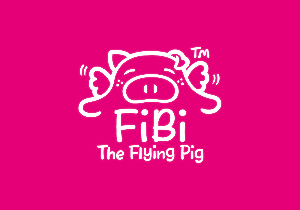 FiBi the flying pig