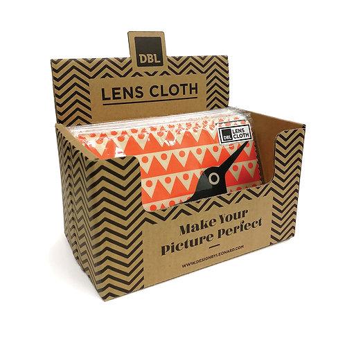 Lens Cloth Display Box