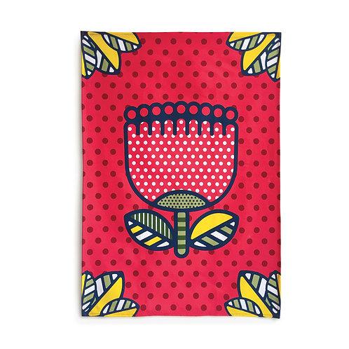Tea Towel - Pop Pohutukawa