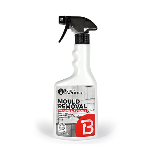 500ml - BioGro Certifield  Silicone & Advance Mould Removal