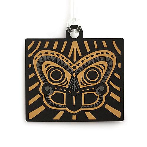 Bag Tag - Tiki Gold