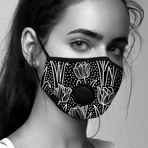 Face Mask Anti-Pollution - Tulip (Available Early Oct)