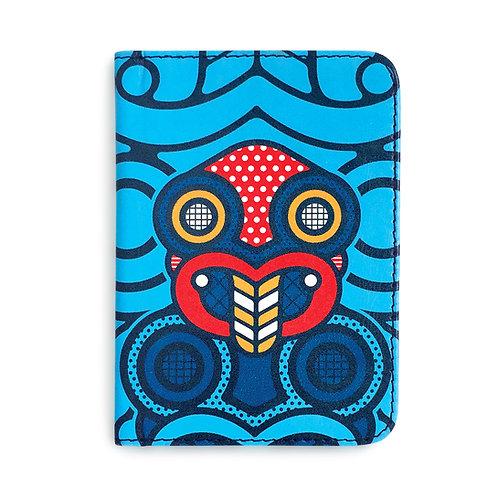Passport Holder - Pop Tiki