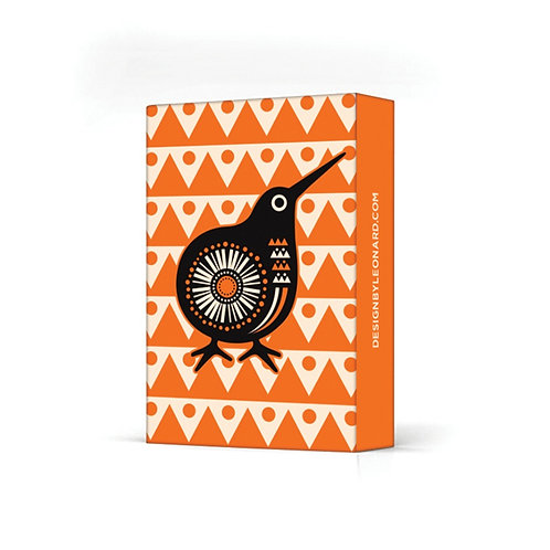Playing Cards - Retro Kiwi
