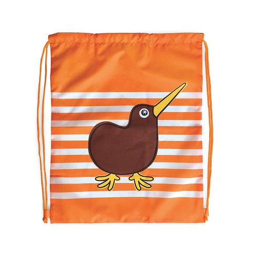 Drawstring Bag - Kiwi Buddy