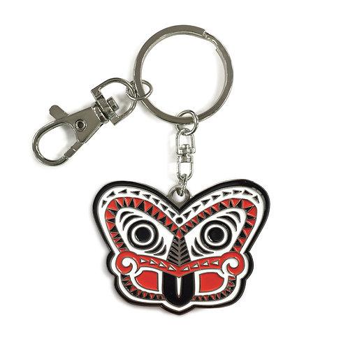 Key Ring - Scandi Tiki
