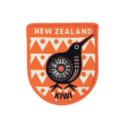 Iron-on Patch - Retro Kiwi