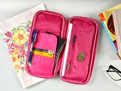 Travel Wallet (open)