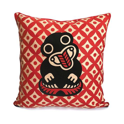 Cushion Cover - Retro Tiki
