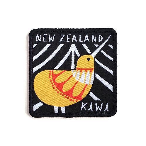 Iron-on Patch - Scandi Kiwi