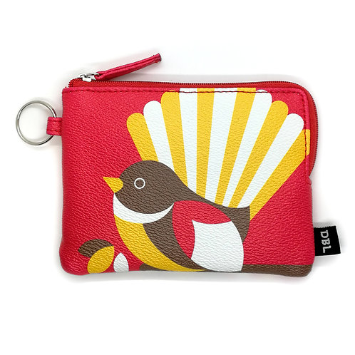 Coin Purse - Iconic Fantail