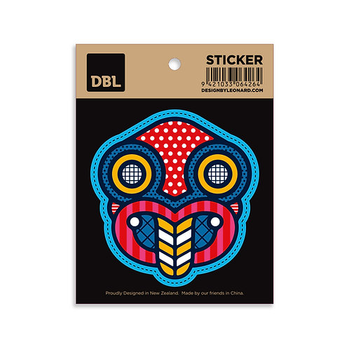 Sticker - Pop Tiki