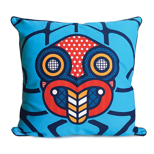 Cushion Cover - Pop Tiki