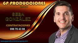 Seba Gonzalez Contrataciones Uruguay, Contratar Seba Gonzalez Uruguay, Sebastian Gonzalez