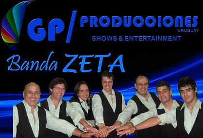 Banda Zeta Uruguay, Contratar Benda Zeta Uruguay, Banda Zeta Contrataciones Uruguay