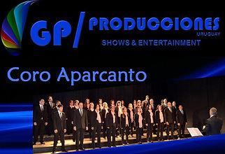 Contratar Coro, Coro Aparcanto Uruguay Contrataciones Coros Uruguay