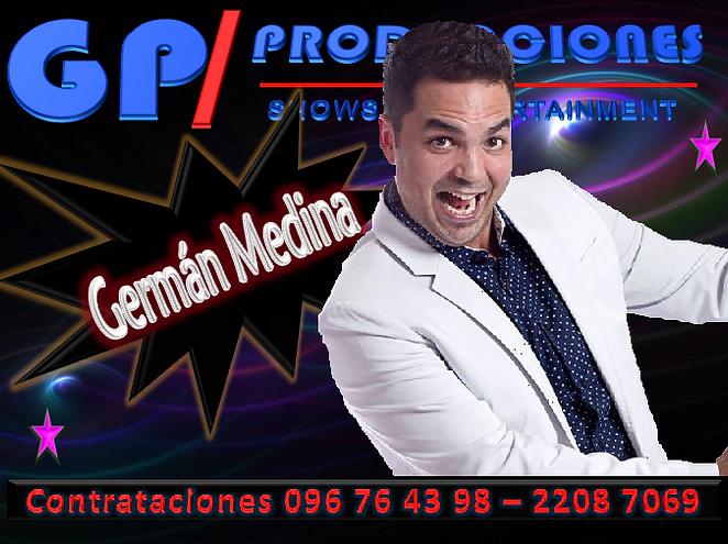 German Medina Contrataciones Uruguay, Co