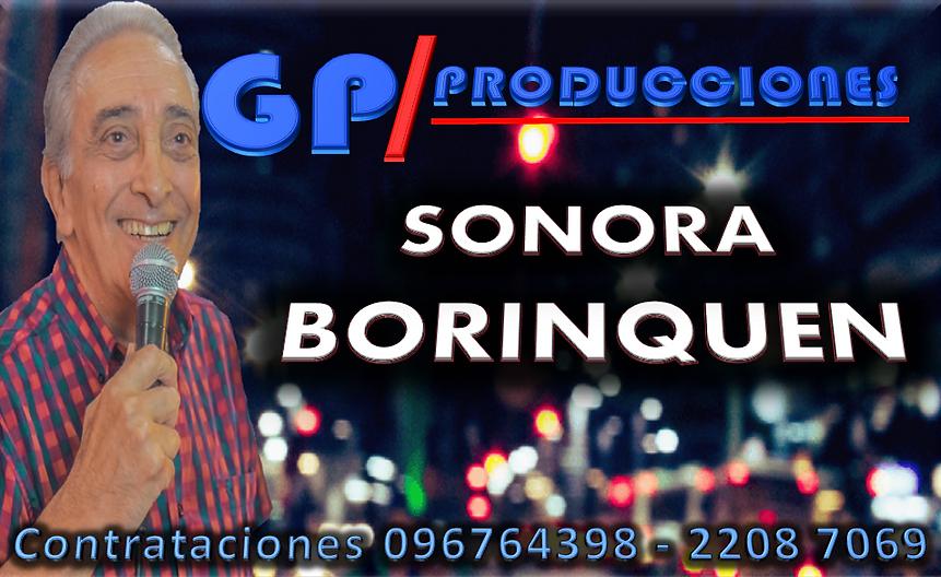 SONORA BORINQUEN URUGUAY, CONTRATAR SONORA BORINQUEN, CONTRATACIONES SONORA BORINQUEN, SON