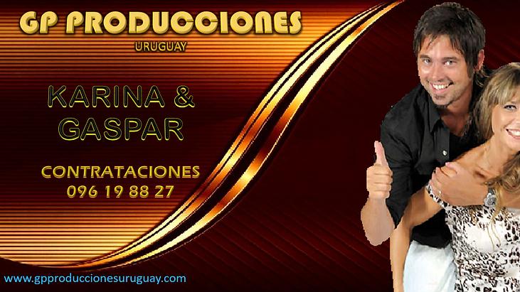 Karina y Gaspar Contrataciones Uruguay,