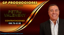 Petru Valenski Contrataciones Uruguay Contratar a Petru Uruguay Petru Uruguay 3333