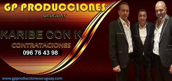 Karibe con K Contrataciones Uruguay, Contratar Karibe con K Uruguay, Contrataciones Karibe