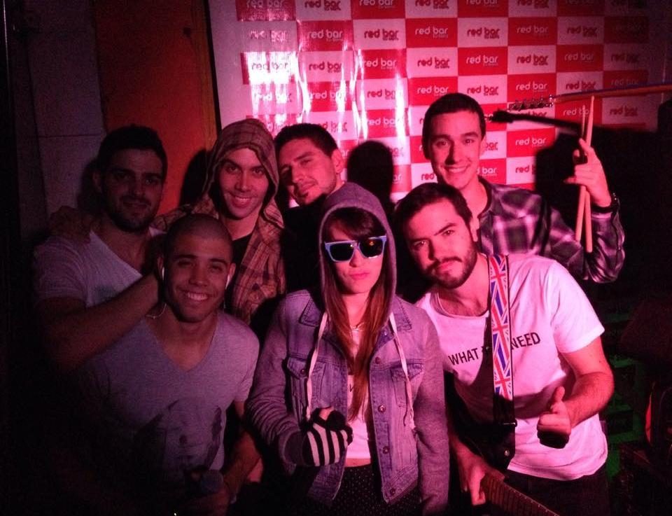 Banda Grupo Mano Arriba Contrataciones Uruguay 10