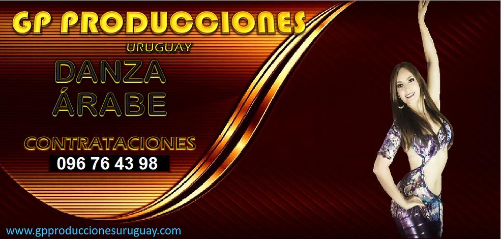 Danza Árabe Uruguay, Grup de Danza Arabe Uruyguay, Contratacr Grupo de Danza Arabe Uruguay