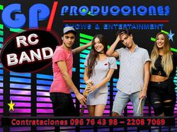 RC Band Contrataciones Uruguay, Contrata