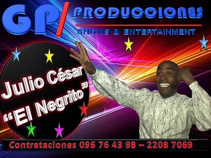 Julio_César_El_Negrito_Animador_Contrat
