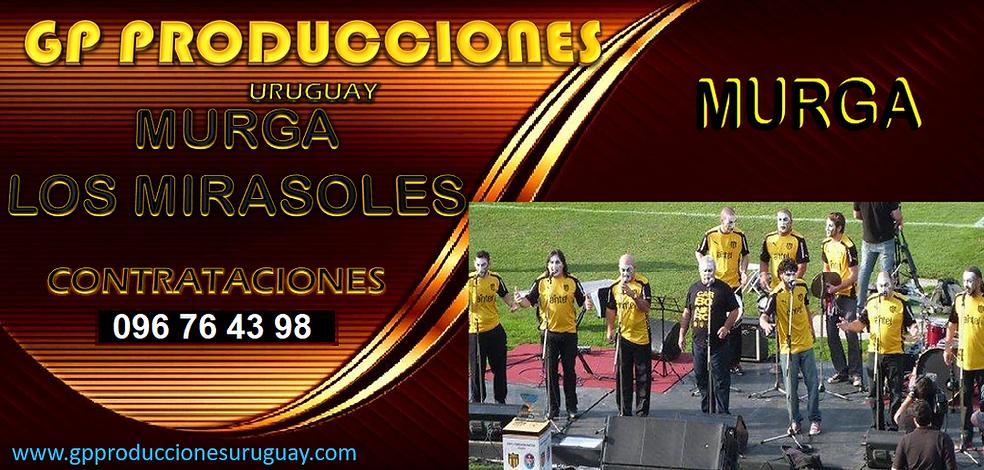Contratar Murga los Mirasoles Julio Lopez Contrataciones Uruguay Murga los Mirasoles.png