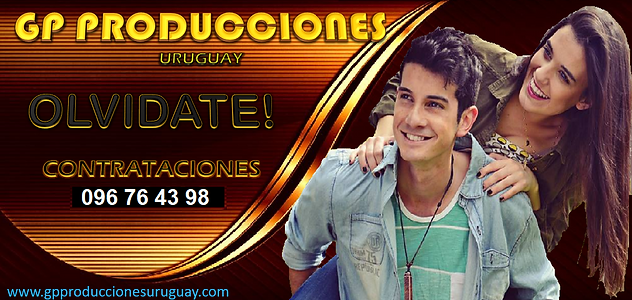 Olvidate Contrataciones Uruguay, Contratar banda Olvidate Uruguay, Banda Olvidate Uruguay,