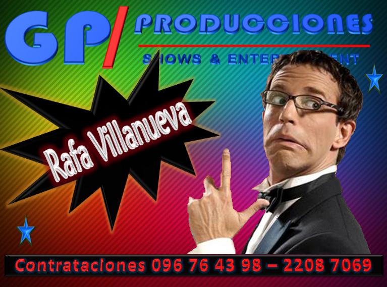 Rafa Villanueva Uruguay Contaraciones Ra